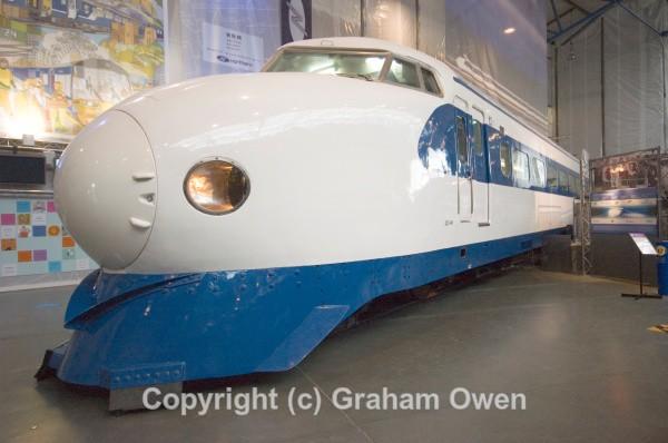 Bullet Train - York