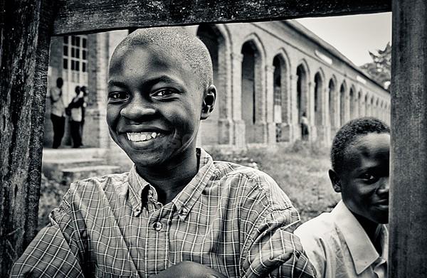 Children Bunia DRC