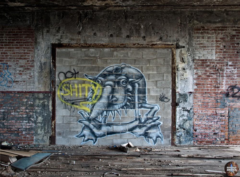 Packard Motor Car Company (Detroit, MI) | Graffiti - Packard Motor Car Company