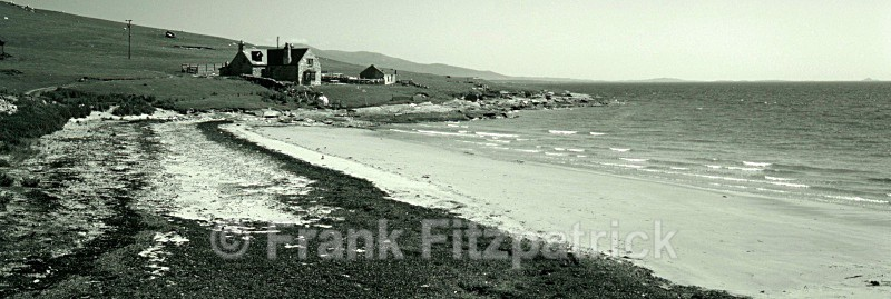 Island of Berneray, Outer Hebrides, Scotland - Island of Bernaray