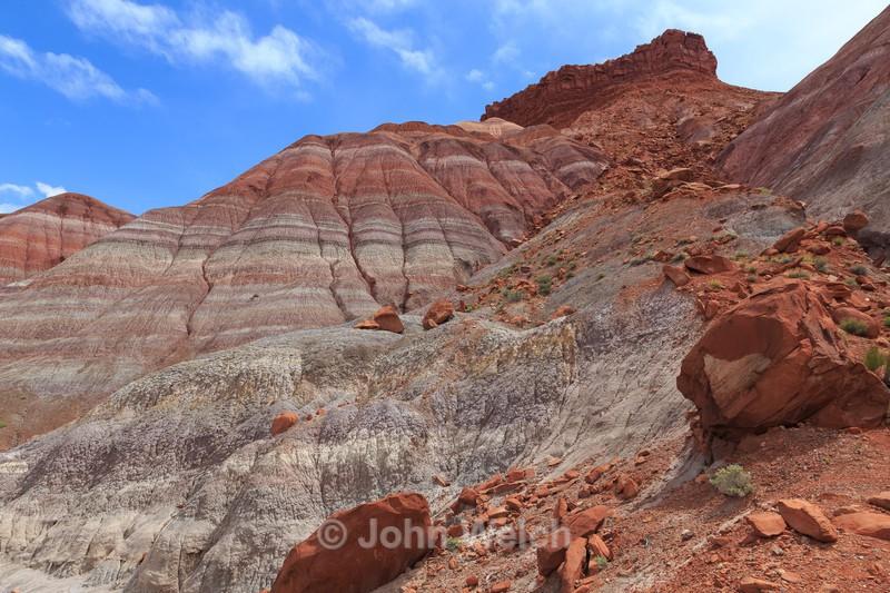 Paria Badlands - Utah