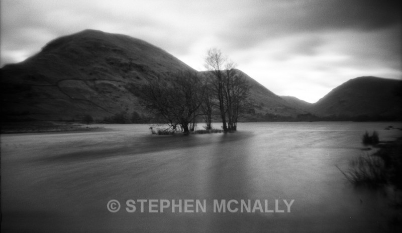 Brothers water - Pinhole Photography
