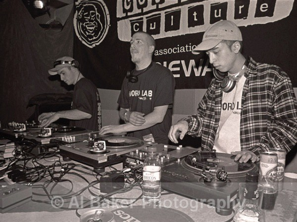 15 skitz  mixologists - Counter Culture @ planet k manchester 11.03.00