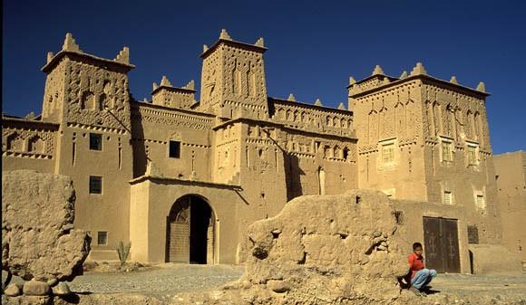 Casbah - Morocco