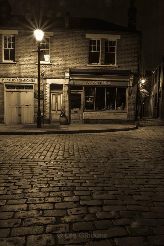 Jones - London