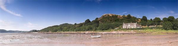 Rockliffe & Mote of Mark - Panoramics