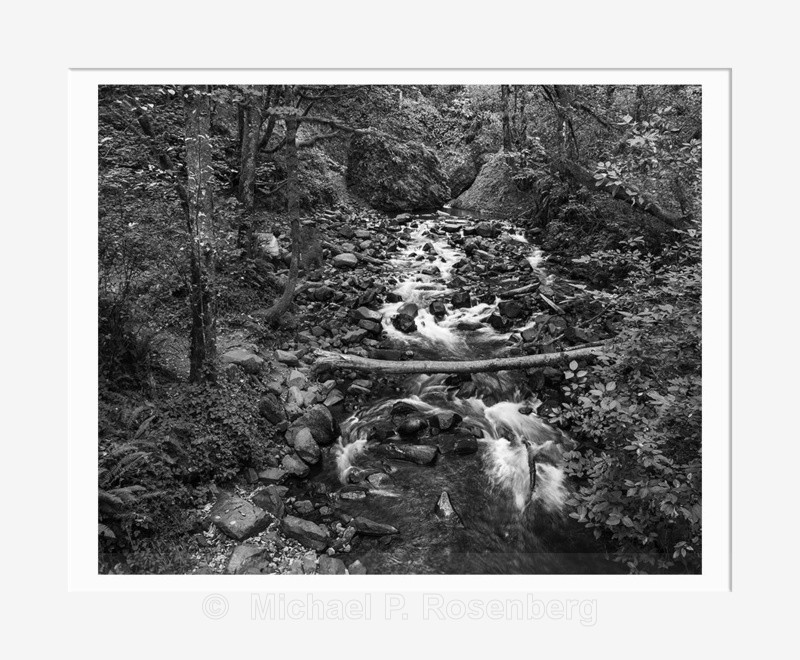 Rapids II, Bridal Veil Falls, Columbia River Gorge OR (2014/D010 - Pacific Coast