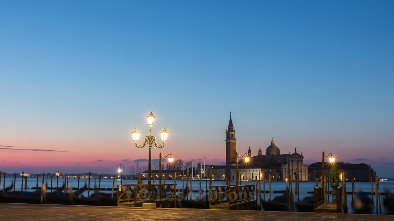 The waterfront - Venice