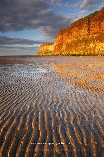 Hunt Cliff, Saltburn.   Ref 8232 - North Yorkshire and Cleveland
