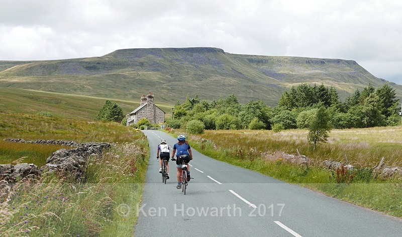 Cycling in the Mallerstang Valley - Lakeland Landscapes