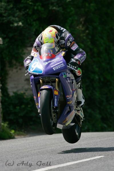 Ian Lougher - Racing