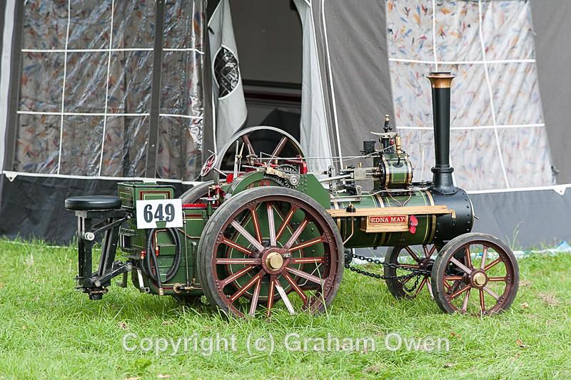 Steam Fair-011 - Bedfordshire Steam and County Fair 2014