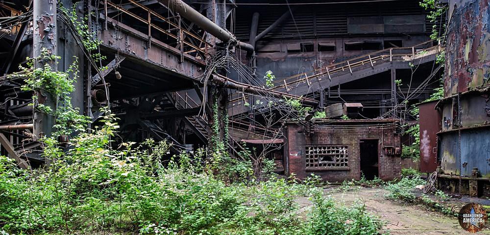 Bethlehem Steel (Bethlehem, PA) | Beneath the Furnace - Bethlehem Steel