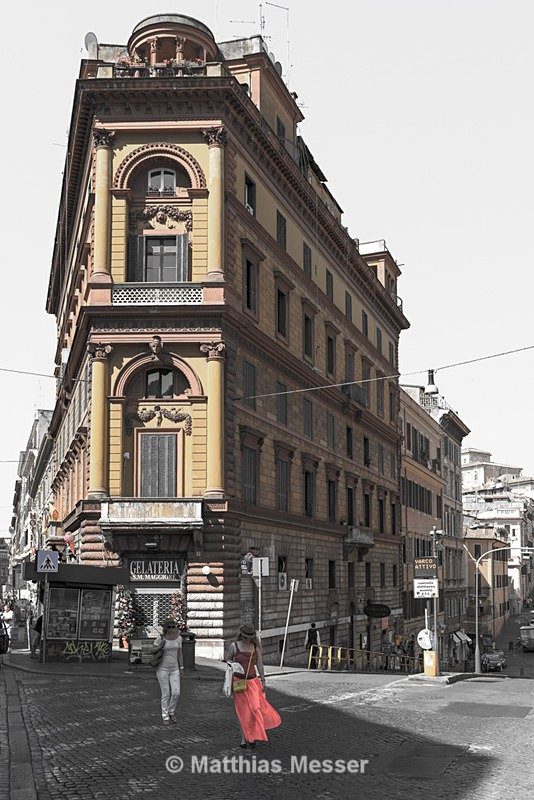 Rome - Places and Architecture