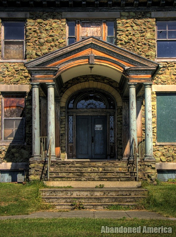 vincent campbell center - fine art photographs by matthew christopher murray's abandoned america