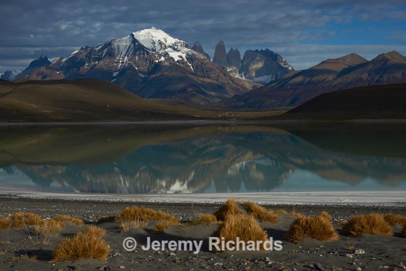 Laguna Amarga - Torres del Paine National Park