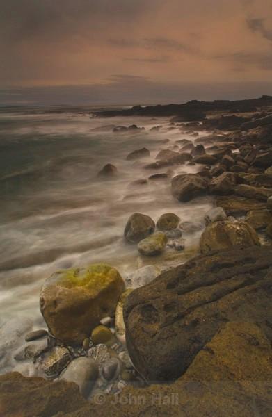 The Burren Shore.