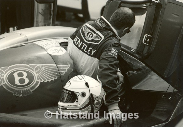 Martin Brundle, Bentley - motorsport
