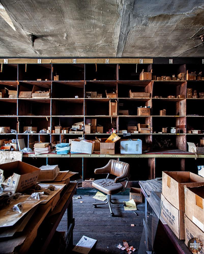 RJ Loock & Co. (Baltimore, MD) | Obsolete Supplies - R. J. Loock Auto Parts