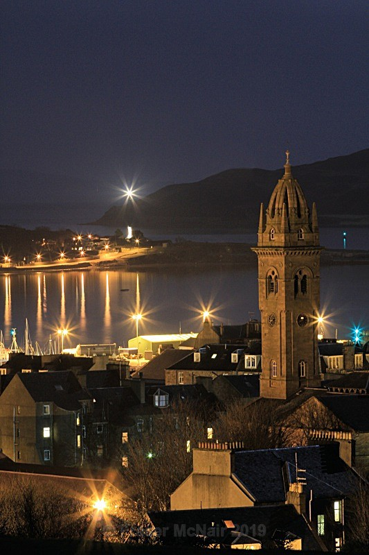 Campbeltown Loch3396a - Night Photography