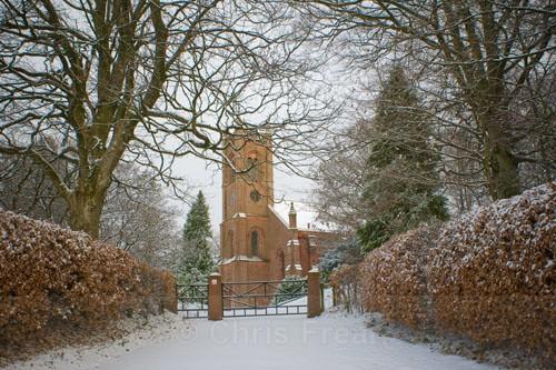 Morton Church I - Around Thornhill