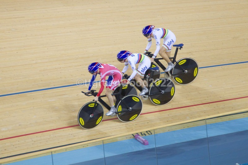 WCC-159 - World Cup Cycling Olympic Velodrome