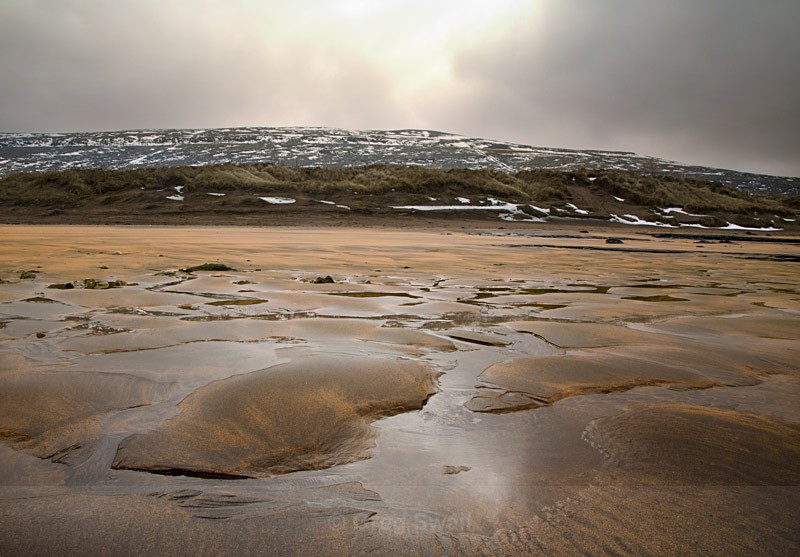 Orange Sands - Landscapes of Ireland - County Donegal and the Wild Atlantic Way