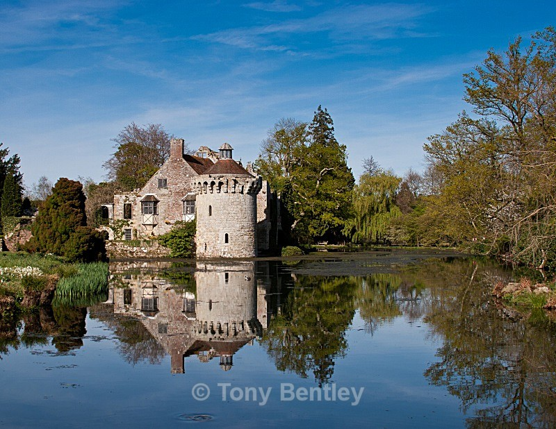 Scotney Castle (2) - Landscapes