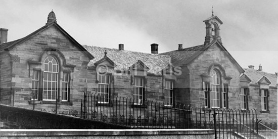 Glengowan School Millheugh 1970 - Archive.