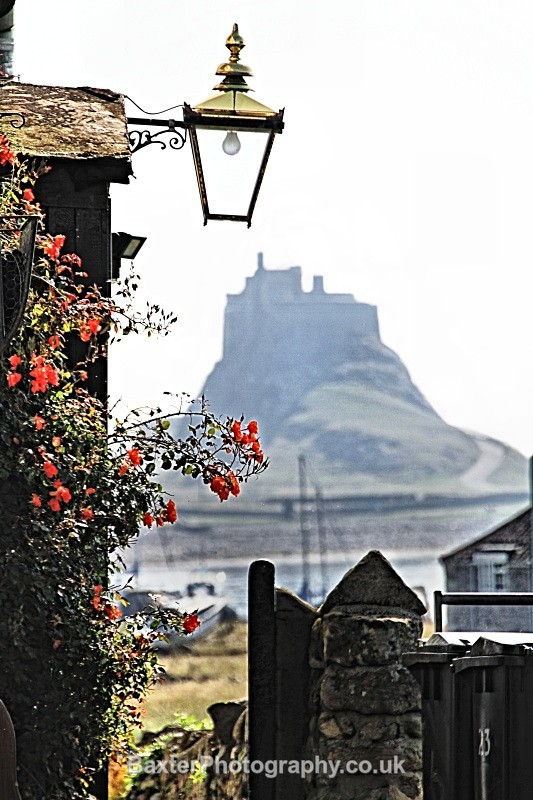 On The Way To Lindisfarne Castle - Northumberland