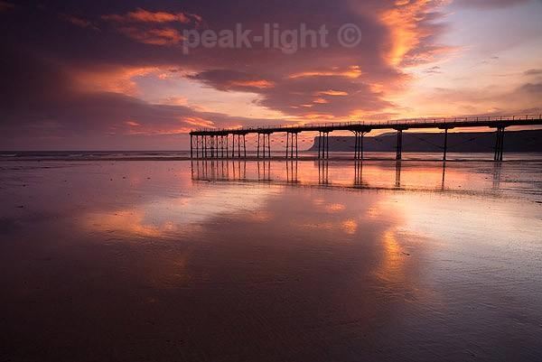 Dawn Reflected - Coast
