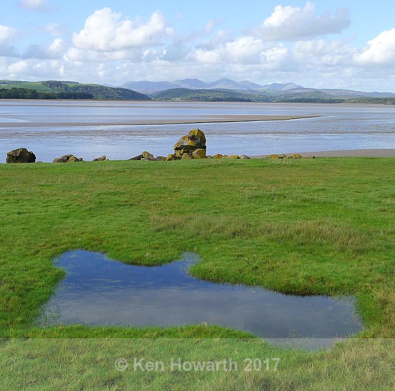 Leven Estuary saltmarsh - Lakeland Landscapes