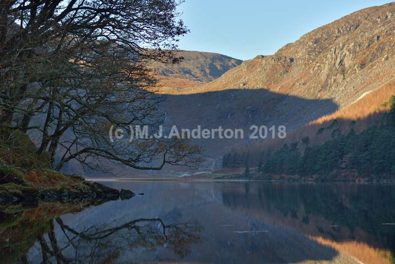 Glendalough Sunrise