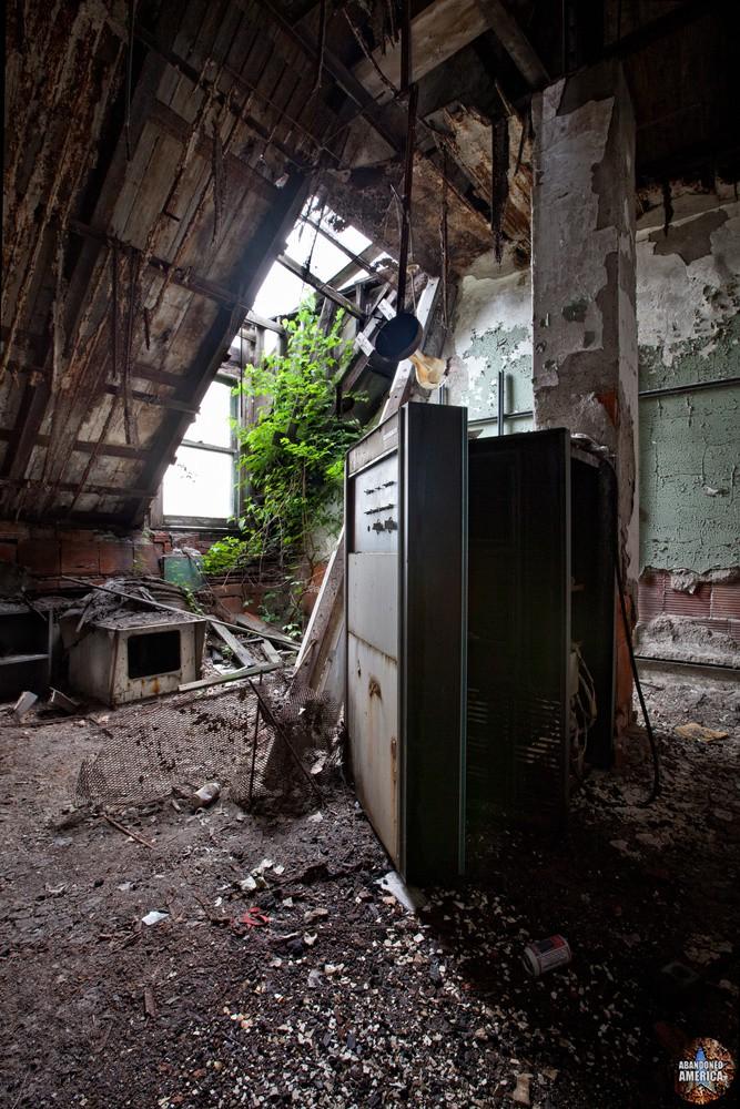 Bethlehem Steel, Lackawanna NY - Matthew Christopher's Abandoned America