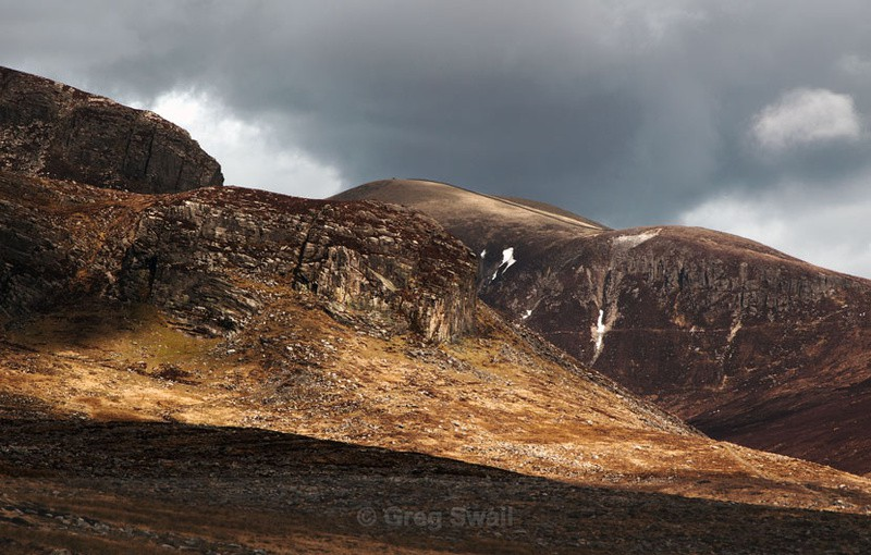 Changing Moods - The Mourne Mountains (Spring,Summer and Autumn)