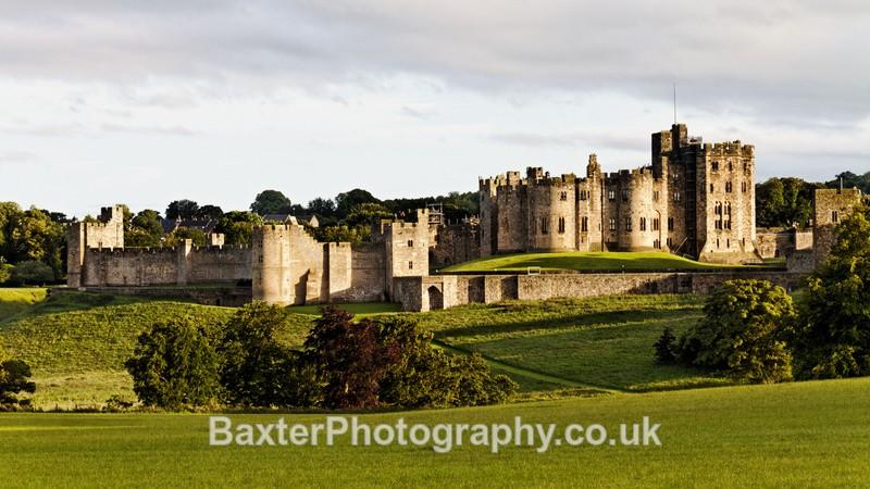 Alnwick Castle - Northumberland