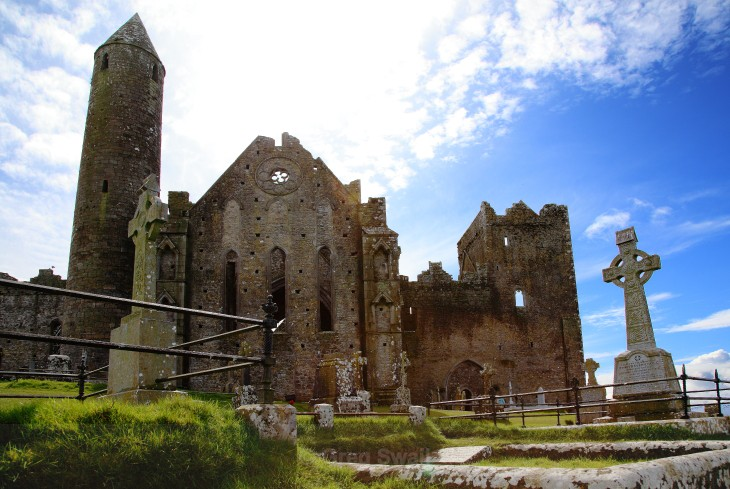 Rock of Cashel - Landscapes of Ireland - The History