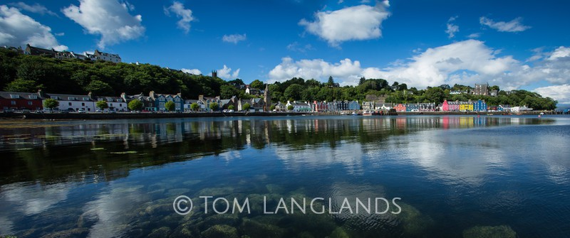 Tobermory - Art, Architecture and Places