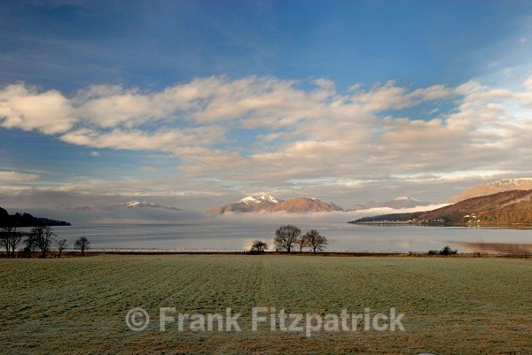 View from North  Ballachulish - Highland