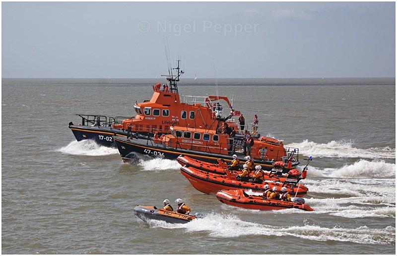 Six Lifeboats - Lifeboats