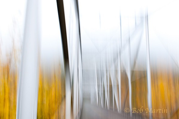 Knik River Bridge - Landscapes & Things of Interest