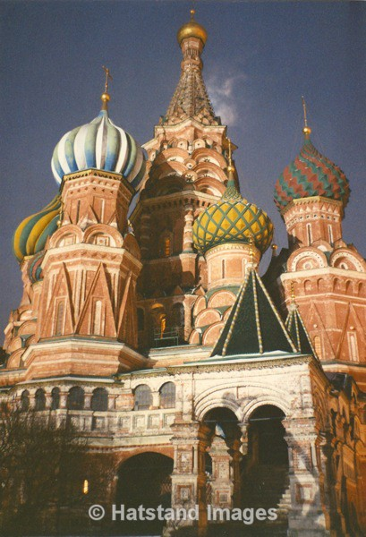 St Basil's Cathedral, Red Square - places