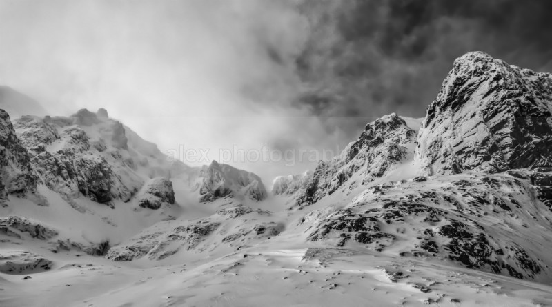Carn Dear and Ben Nevis - Landscape & Seascape
