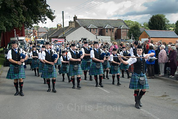19 - Sanquhar Riding of the Marches 2010