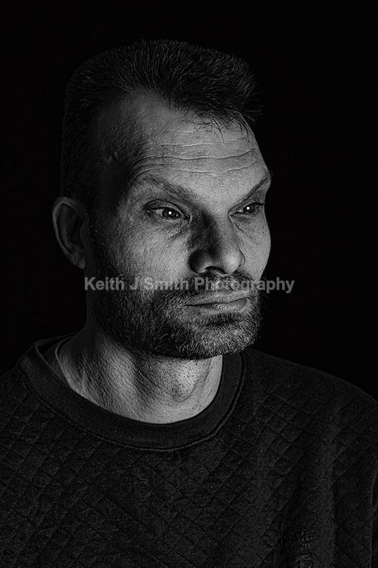 8SKJ0557BW2 - Profile Shoot