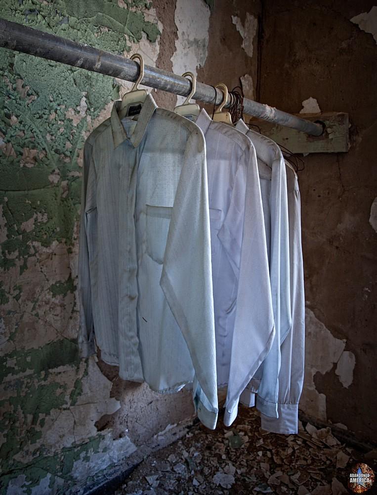 Forest Haven (Laurel, MD) | Hanging Shirts - Forest Haven