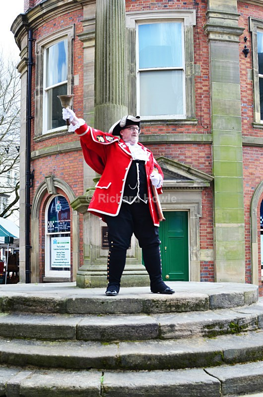 Town Crier 16 - Town Crier Competition