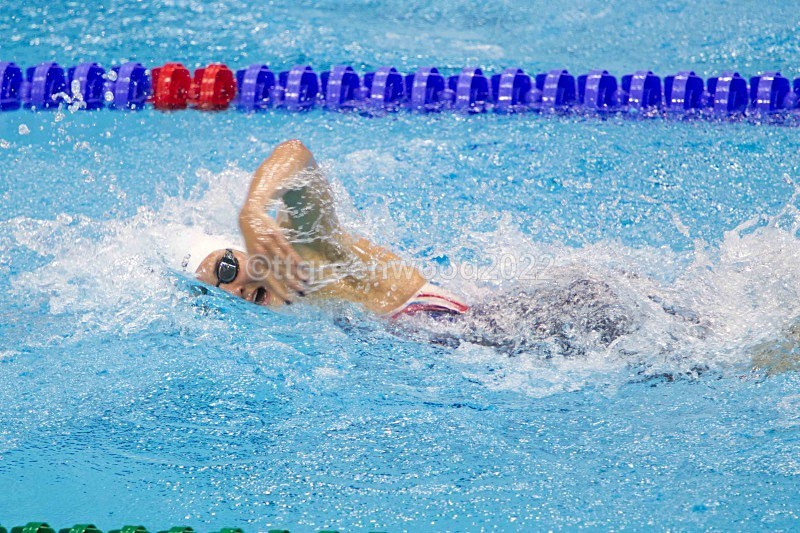 - GB Olympic Swimming Trials