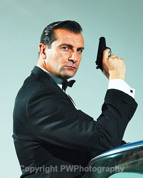 James Bond Lookalike - Portraits/Lifestyle