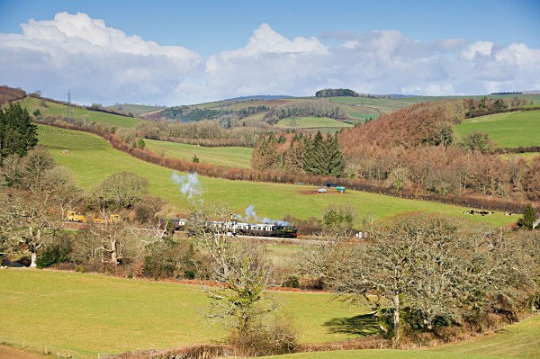 In deepest Devon.... - The Lure of Steam